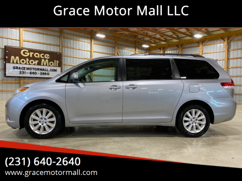 2012 Toyota Sienna for sale at Grace Motor Mall LLC in Traverse City MI