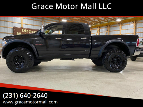 2016 RAM Ram Pickup 2500 for sale at Grace Motor Mall LLC in Traverse City MI