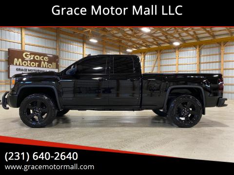 2015 GMC Sierra 1500 for sale at Grace Motor Mall LLC in Traverse City MI