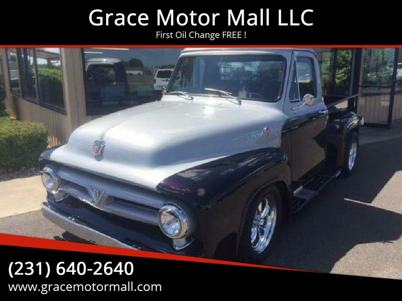1953 Mercury F100 In Traverse City MI - Grace Motor Mall LLC