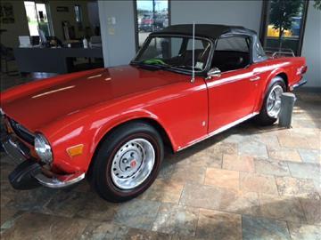 1974 Triumph TR6 for sale in Traverse City, MI