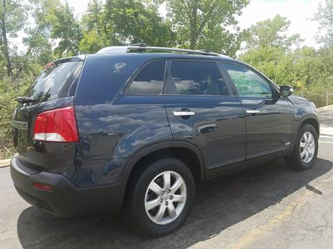 2012 Kia Sorento for sale in Cincinnati, OH