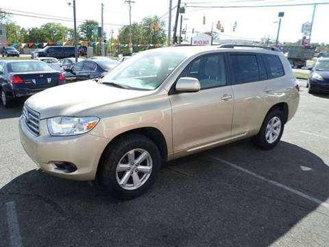 2008 Toyota Highlander for sale in Cincinnati, OH