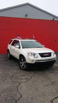 2011 GMC Acadia for sale in Hamilton, OH