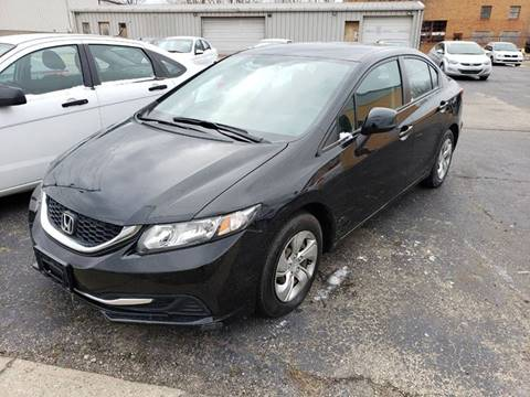 2013 Honda Civic for sale in Hamilton, OH