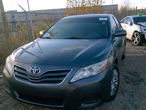 2010 Toyota Camry for sale in Cincinnati, OH