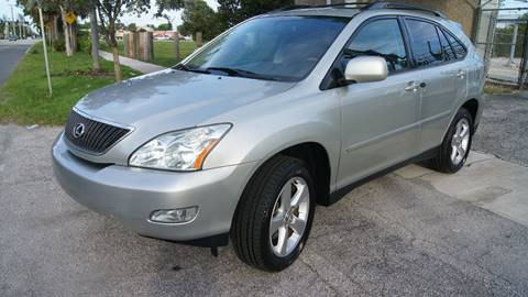 2005 Lexus RX 330 for sale in Pompano Beach, FL
