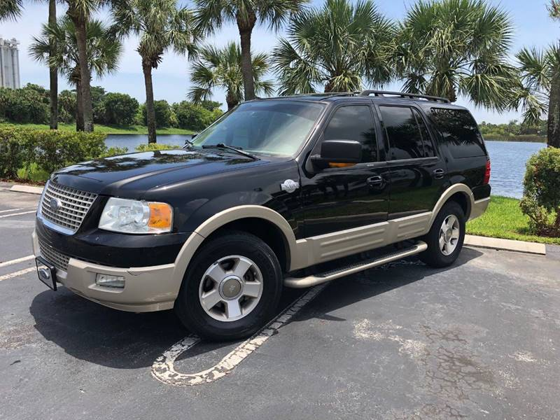 2006 ford expedition king ranch 4dr suv in pompano beach. Black Bedroom Furniture Sets. Home Design Ideas