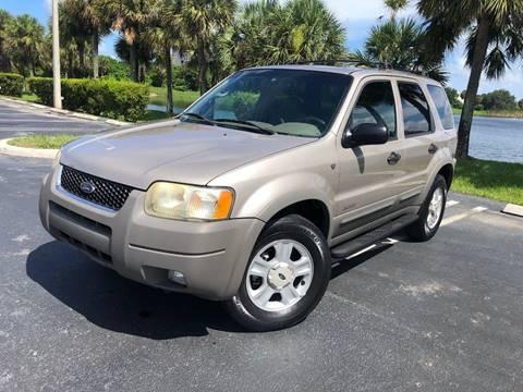 2001 Ford Escape for sale in Pompano Beach, FL