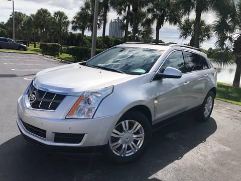 2012 Cadillac SRX for sale in Pompano Beach, FL