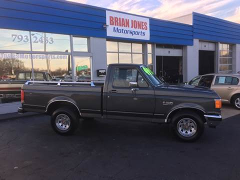 1989 Ford F-150 For Sale - Carsforsale.com