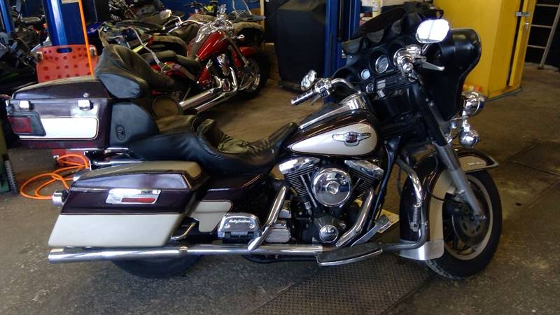 1998 Harley-Davidson FLHTCU for sale at Brian Jones Motorsports Inc in Danville VA