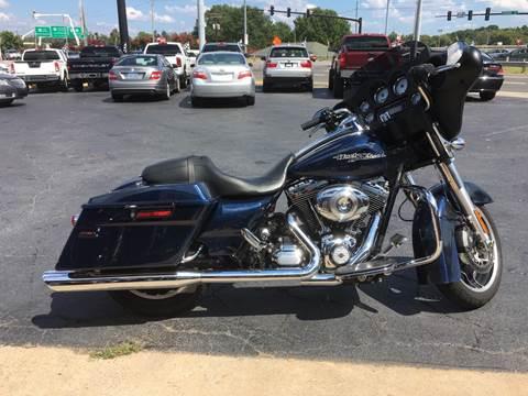 2012 Harley-Davidson Street Glide for sale in Danville, VA