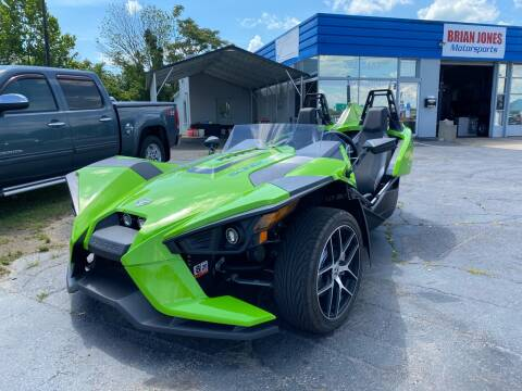 2019 Polaris SLINGSHOT SL ICON for sale at Brian Jones Motorsports Inc in Danville VA