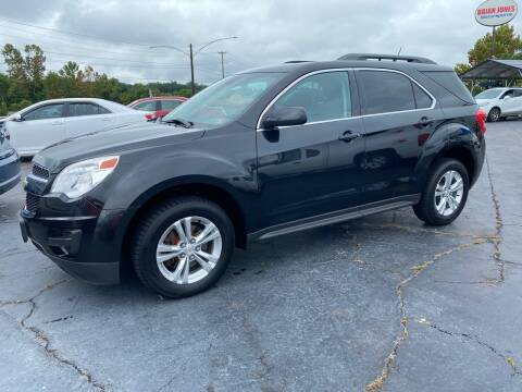 2013 Chevrolet Equinox for sale at Brian Jones Motorsports Inc in Danville VA