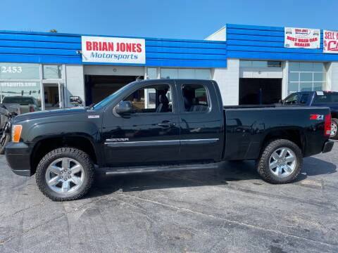 2013 GMC Sierra 1500 for sale at Brian Jones Motorsports Inc in Danville VA