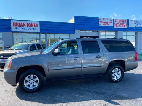 2008 GMC Yukon XL for sale at Brian Jones Motorsports Inc in Danville VA