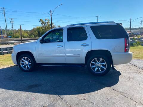 2010 GMC Yukon for sale at Brian Jones Motorsports Inc in Danville VA