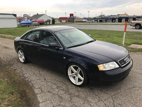 2001 Audi A6 for sale in Warsaw, IN