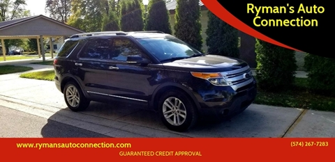 2013 Ford Explorer for sale in Warsaw, IN