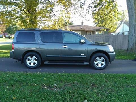 2007 Nissan Armada for sale in Warsaw, IN