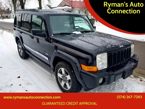 2006 Jeep Commander for sale in Warsaw, IN
