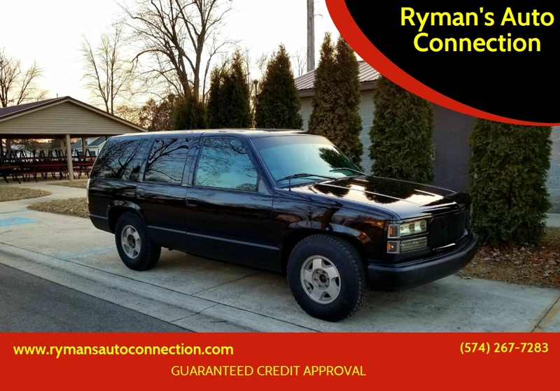 Ryman's Auto Connection – Car Dealer in Warsaw, IN