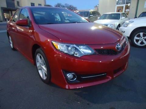 2012 Toyota Camry for sale in Falls Church, VA