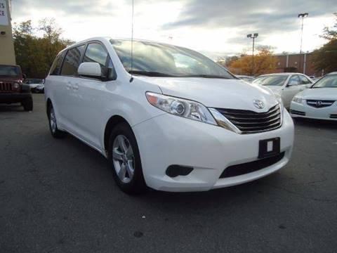 2011 Toyota Sienna for sale in Falls Church, VA