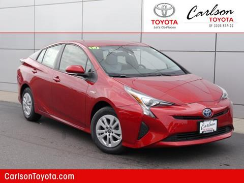 2017 Toyota Prius for sale in Coon Rapids, MN