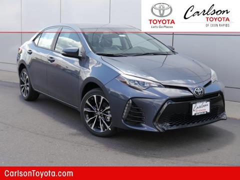 2017 Toyota Corolla for sale in Coon Rapids, MN
