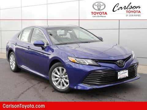 2018 Toyota Camry for sale in Coon Rapids, MN