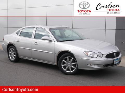2006 Buick LaCrosse for sale in Coon Rapids, MN