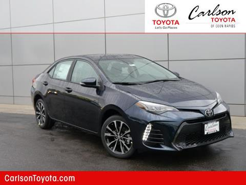 2018 Toyota Corolla for sale in Coon Rapids, MN