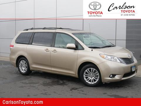 2011 Toyota Sienna for sale in Coon Rapids, MN
