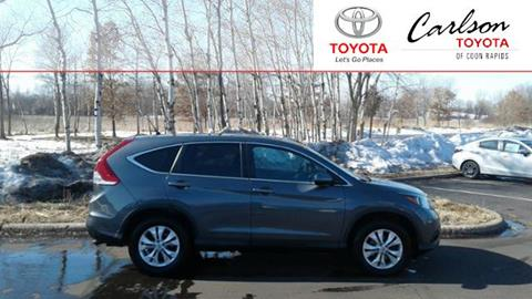 2013 Honda CR-V for sale in Coon Rapids, MN
