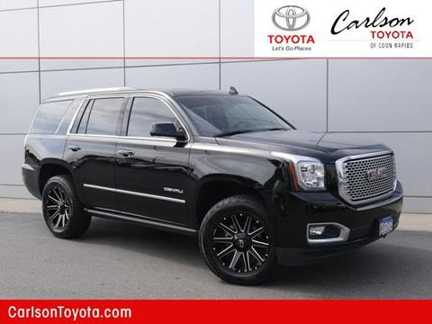 2017 GMC Yukon for sale in Coon Rapids, MN