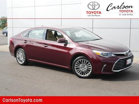 2018 Toyota Avalon for sale in Coon Rapids, MN