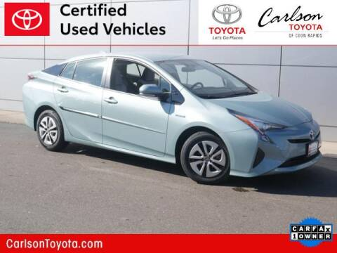 2016 Toyota Prius for sale in Coon Rapids, MN