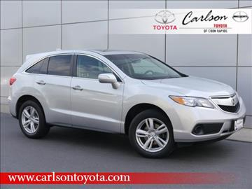 2013 Acura RDX for sale in Coon Rapids, MN