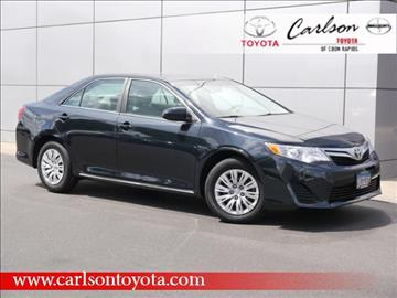 2013 Toyota Camry for sale in Coon Rapids, MN