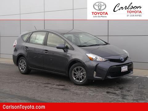 2017 Toyota Prius v for sale in Coon Rapids, MN