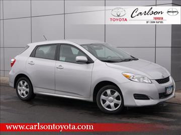 2009 Toyota Matrix for sale in Coon Rapids, MN