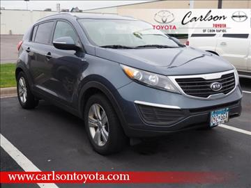 2011 Kia Sportage for sale in Coon Rapids, MN