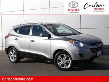 2012 Hyundai Tucson for sale in Coon Rapids, MN