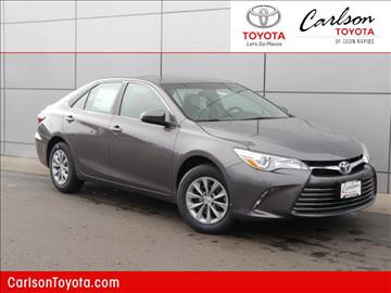 2017 Toyota Camry for sale in Coon Rapids, MN