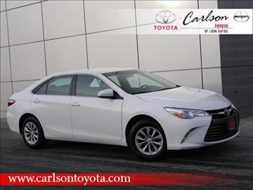 2015 Toyota Camry for sale in Coon Rapids, MN