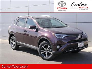 2017 Toyota RAV4 for sale in Coon Rapids, MN