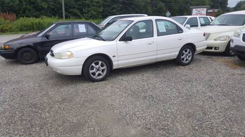 2000 Ford Contour for sale at Billy's Auto Sales in Winston Salem NC