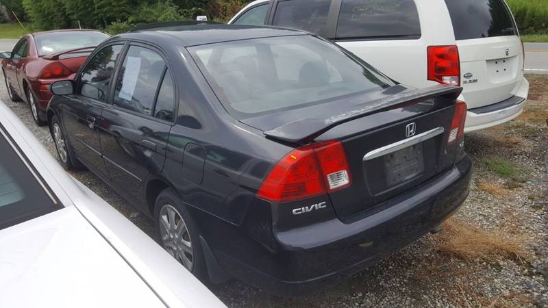 2003 Honda Civic for sale at Billy's Auto Sales in Winston Salem NC